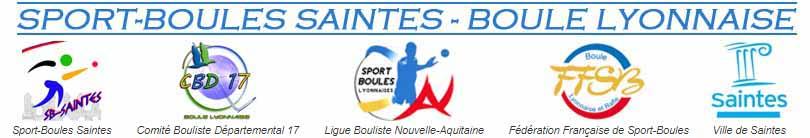 SPORT-BOULES SAINTES - BOULE LYONNAISE
